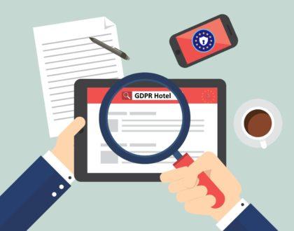 GDPR Hotel: il sito web del tuo Hotel è conforme?