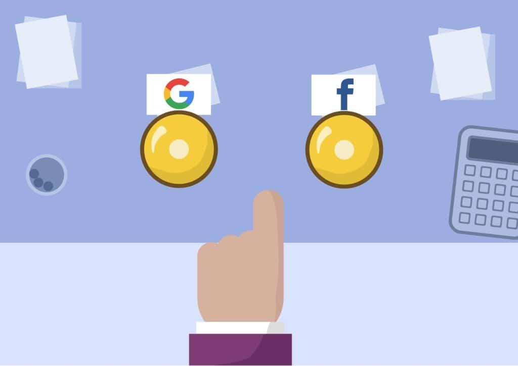 Google Adword Facebook Ads