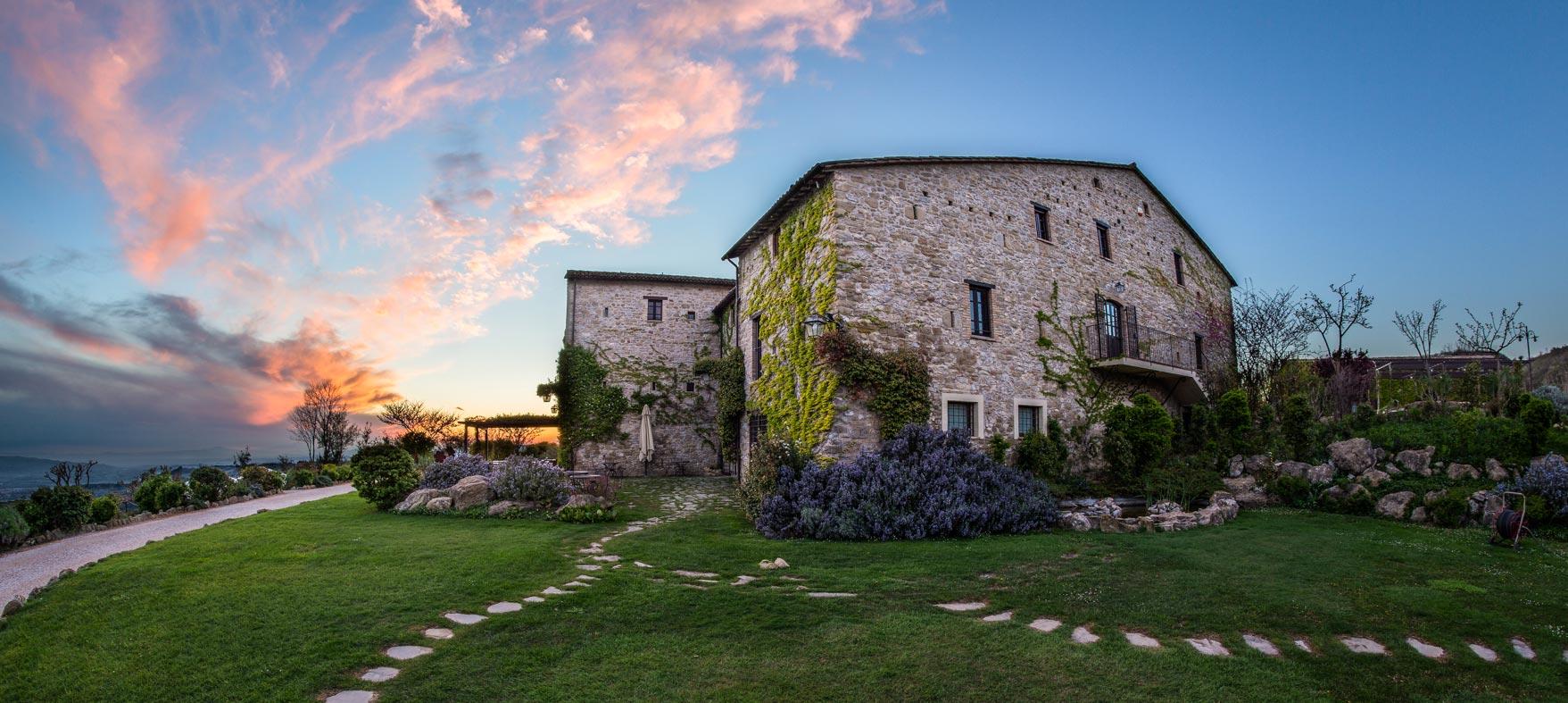Slope e Castello di Petrata