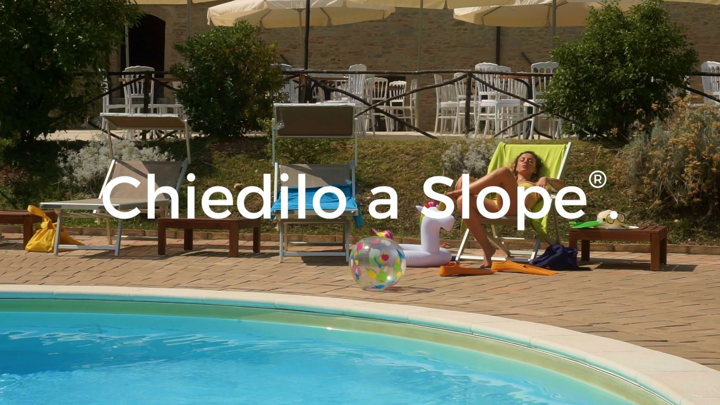 Chiedilo a Slope assistente vocale software gestionale hotel