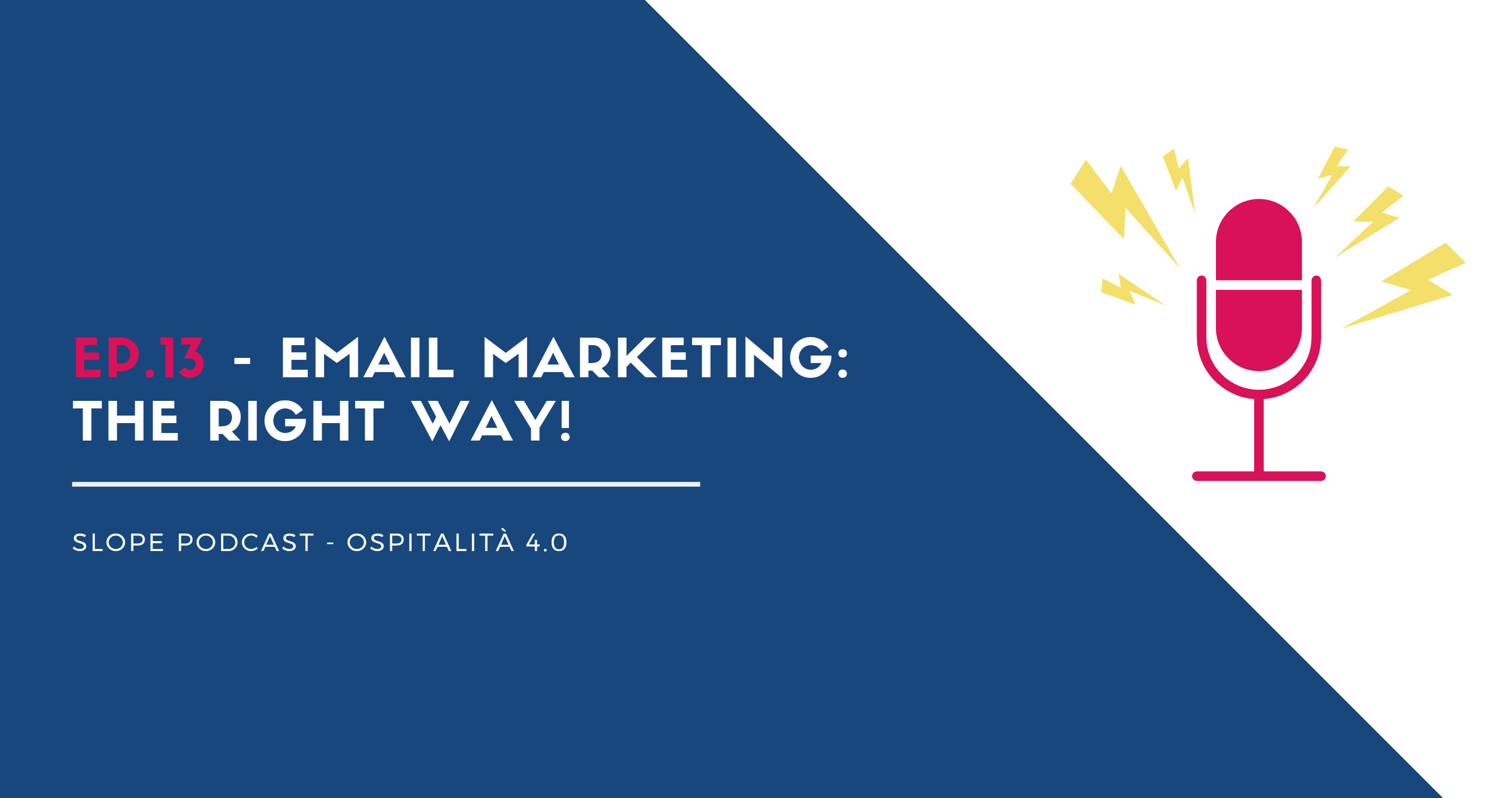Email Marketing Hotel the right way
