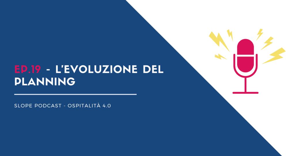 Evoluzione planning Hotel