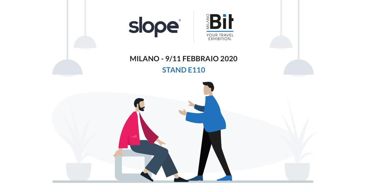 Bit Milano 2020 dove è il nostro stand