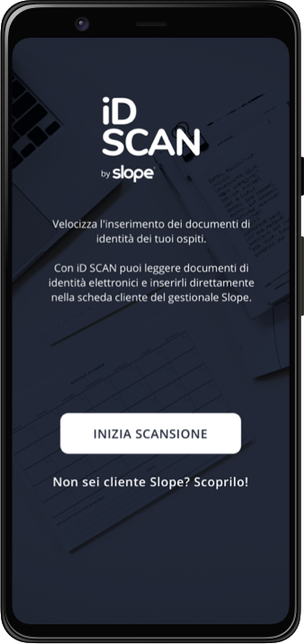 iD Scan si può scaricare per iOS ed Android