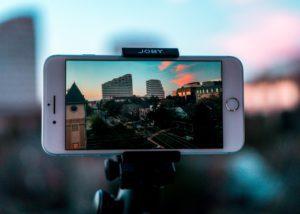 Realizzare un video per il proprio hotel grazie a smartphone