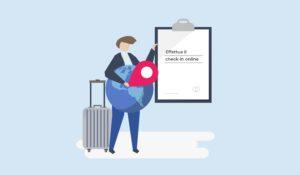 Possibilità di effettuare il check-in in hotel tramite smartphone