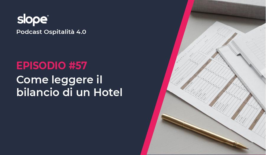 Come leggere ed analizzare il bilancio di un hotel
