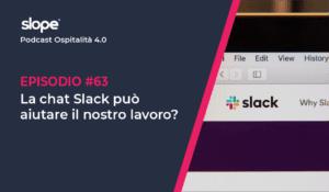 La chat Slack come strumento di aiuto dell'albergatore in hotel
