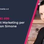 Content Marketing per Hotel con Simone Puorto