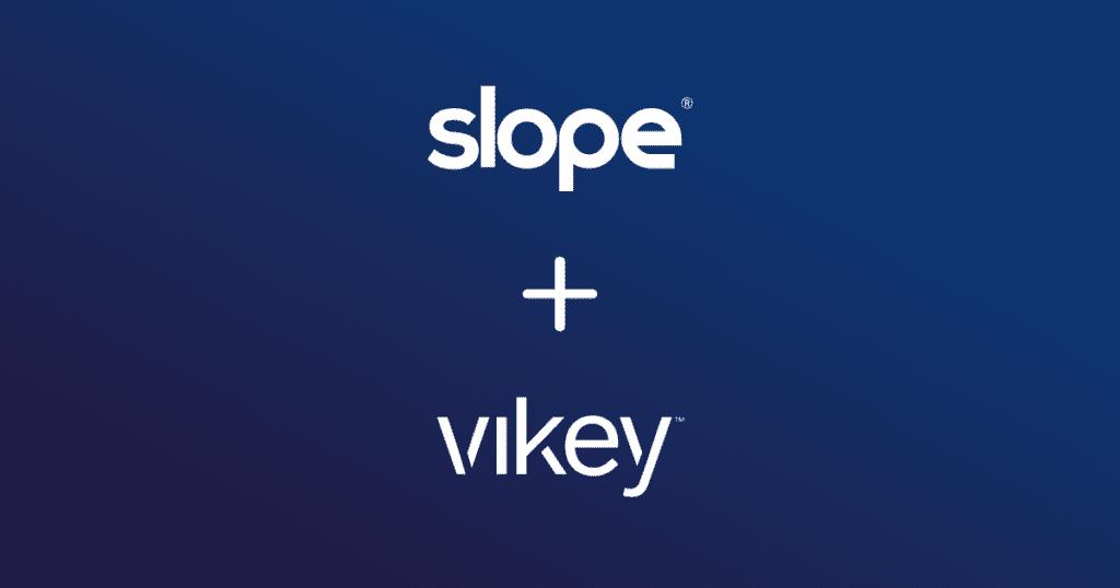Partnership Slope e Vikey, apertura porte hotel