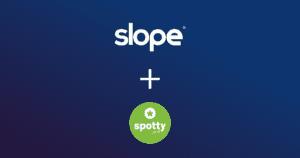 Slope integrato con Spotty, wi-fi per hotel