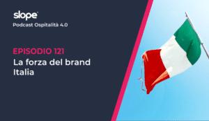 La forza del brand Italia podcast Slope