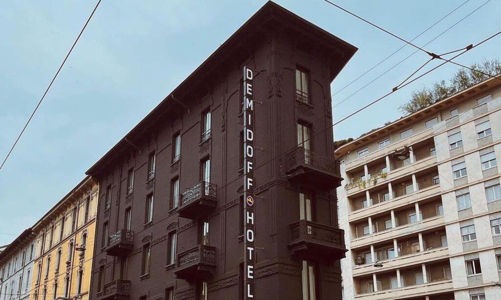 Demidoff Hotel Milano Slope