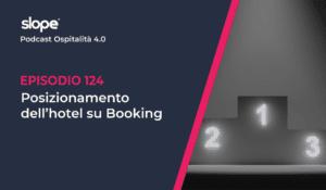 Posizionamento dell'hotel su Booking
